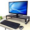 "Stand Steady 4.5' H x 23.5"" W Desk Monitor Stand"