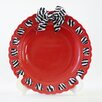 Prissy Plates Decorative Ribbon Plate