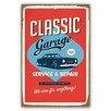 Cuadros Lifestyle Classic Garage Plaque