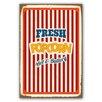 Cuadros Lifestyle Fresh Popcorn Plaque