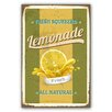 Cuadros Lifestyle Lemonade Plaque