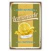 Cuadros Lifestyle Schild Lemonade - 45 x 30 cm