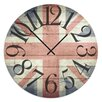 Cuadros Lifestyle Great Britain Wall Clock