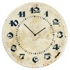 Cuadros Lifestyle Analoge Wanduhr Vintage 30 cm