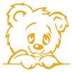Cuadros Lifestyle Wandtattoo Teddy