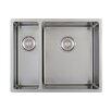 Caressi R10 Series 55cm x 44cm Kitchen Sink