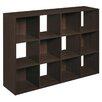 """ClosetMaid Cubeicals 35.9"""" Cube Unit Bookcase"""