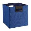 ClosetMaid Decorative Storage Fabric Bin