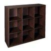 "ClosetMaid Decorative 43.9"" Cube Unit Bookcase"
