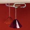 "Rev-A-Shelf 16"" Hanging Wine Glass Rack"