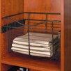 """Rev-A-Shelf 16"""" Deep Closet Pull-Out Basket"""