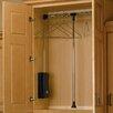 Rev-A-Shelf Adjustable Pull-Down Closet Rod
