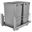 Rev-A-Shelf 12.5 Gallon Pull-Out Waste Container