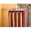 Rev-A-Shelf Pull-Out Tie Rack