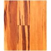 """Easoon USA 5"""" Engineered Brazilian Tigerwood Hardwood Flooring in Natural"""