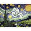 GK Art Sprl The Starry Night by Van Gogh Tapestry