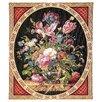GK Art Sprl Florale by Jan Davidsz Tapestry