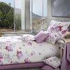 Pfeiler Waeschemanufaktur Bettwäsche-Set Rhododendron aus Baumwolle