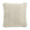 Margaret Muir Zierkissen Multi Cable Knit