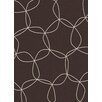 Devos Caby Cosi Dark Brown Area Rug