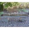 Stone Age Creations Basalt Park Bench