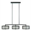 Lumenno Dublin 6 Light Kitchen Island Pendant