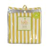 Lolli Living Woods Stripe Fitted Sheet