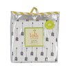 Lolli Living Woods Arrow Print Fitted Sheet