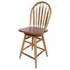 """AW Furniture 24"""" Swivel Bar Stool"""