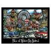 PubsOf 'Motor City Detroit' by Brian McKelvey Graphic Art