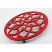 BergHOFF International CookNCo Cast Iron Apple Trivet