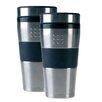 BergHOFF International Orion 16 oz. Travel Mug (Set of 2)