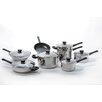 BergHOFF International CookNCo 14-Piece Cookware Set