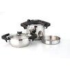 BergHOFF International Eclipse 5 Piece Pressure Cooker Set