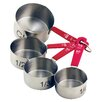 BergHOFF International 4 Piece Keelan Measuring Cup Set