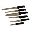 BergHOFF International ProSafe 6 Piece Soft Grip Cutlery Set