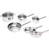 BergHOFF International Boreal Stainless Steel 10-Piece Cookware Set