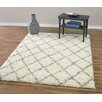 Safavieh Barcelona Ivory Silver Area Rug Amp Reviews Allmodern
