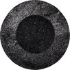 Sitap Spa. Mydesign Hand-Woven Black Area Rug