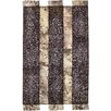Sitap Spa. Mydesign Hand-Woven Brown/Black Area Rug