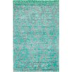 Sitap Spa. Mydesign Hand-Knotted Blue Area Rug