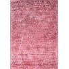 Sitap Spa. Mydesign Hand-Woven Pink Area Rug