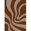 GP Rugs Havanna Brown/Mocca Area Rug