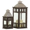 WerkStadt Blink 2 Pieces Lantern Set