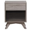 WerkStadt 1 Drawer Bedside Table