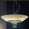 Schuller Andros 7 Light Inverted Pendant