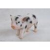Hi-Line Gift Ltd. Standing Baby Pig Statue