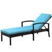 Rattan Outdoor Furniture Brighton Chaise Lounge