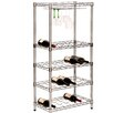 HoneyCanDo 24 Bottle Wine Rack