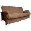 Epic Furnishings LLC Berkeley Perfect Sit N Sleep Futon and Mattress